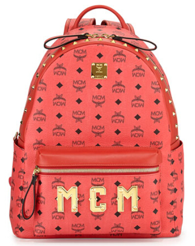 $50 OFF $200,$100 Off $400 MCM Backpacks, Handbags @ Neiman Marcus