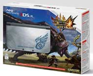$229.99 Pre-Order Nintendo NEW 3DS XL Monster Hunter 4 Ultimate Edition