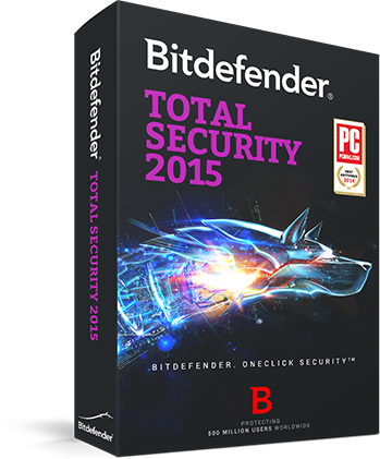 Free Bitdefender Total Security 2015 (6 Months License)