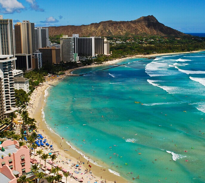 $109 Hawaii Shoreline Hotel Waikiki