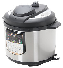 $64.99 TATUNG TPC-5L 5L Pressure Cooker with Inner Pot - Stainless Steel