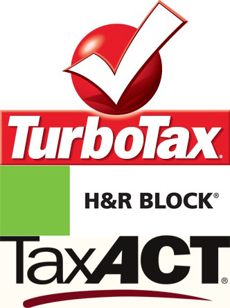 Tax Deadline Coming Soon! TurboTax vs. H&R Block vs. TaxAct
