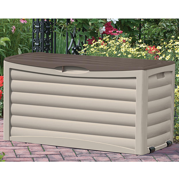 $61.95 Suncast 83 Gallon Deck Box