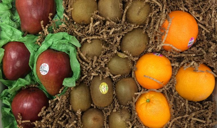 Up to $60 Off3-Month California Fruit Bounty/ Fruit & Snack Bounty, 3 Options @ GrubMarket