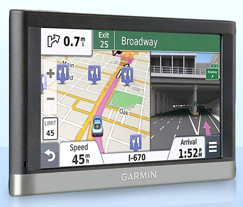 $119.99 Garmin nuvi 2598LMTHD Advanced Series 5-inch Touchscreen GPS(Refurbished)