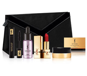 Free Tote Bag  Filled With Deluxe-sized Must-haves With YSL Purchase of $250 or More @ BergdorfGoodman.com
