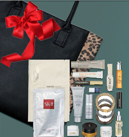 Free Tote Bag  Filled With Deluxe-sized Must-haves With Beauty or Fragrance Purchase of $250 or More @ BergdorfGoodman.com