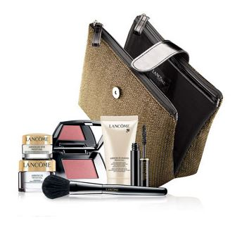 Free 7pcs Gift + Tote Bag  Filled With Deluxe Samples With $250 Lancome Purchase @ BergdorfGoodman.com