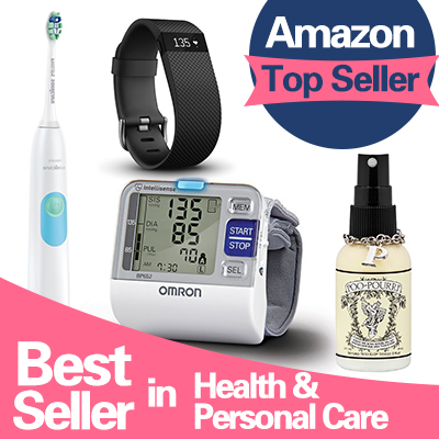 #1 Best Seller Health & Personal Care Items Roundup @ Amazon