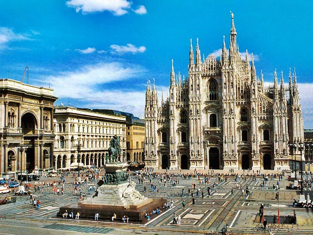 $404 Roundtrip from New York to Milan, Italy@ United Airlines/Emirates