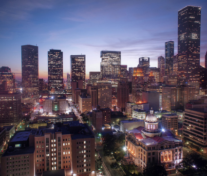From $95 Roundtrip from Chicago to Houston @ Priceline