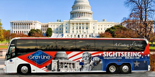 Washington D.C. in a Day Sightseeing Tour