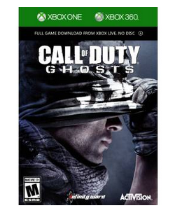 $7.99 Call of Duty: Ghosts Next-Gen Upgrade