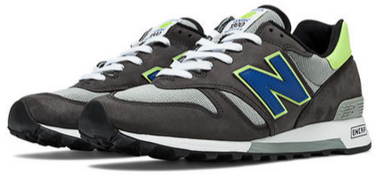 New Balance Men's Made in USA Connoisseur Collection American Painters 1300 Sneakers