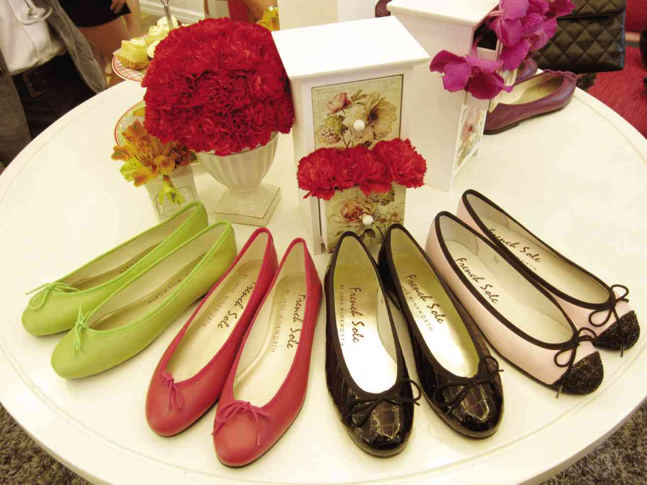 Up to 65% Off Kate Spade, French Sole & More Designer Ballet Flats on Sale @ Gilt