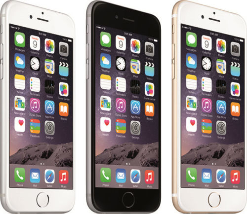 Apple iPhone 6 Plus 64GB GSM and CDMA Factory Unlocked Smartphone (Model A1524)