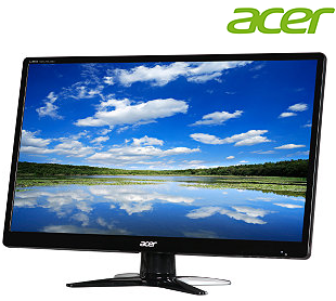 "$119.99 Acer G6 24"" IPS LED LCD Monitor (1920x1080), G246HYL"