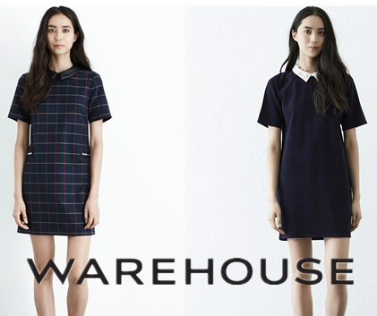 Up to 70% OffSelect Apparel on Sale @ Warehouse