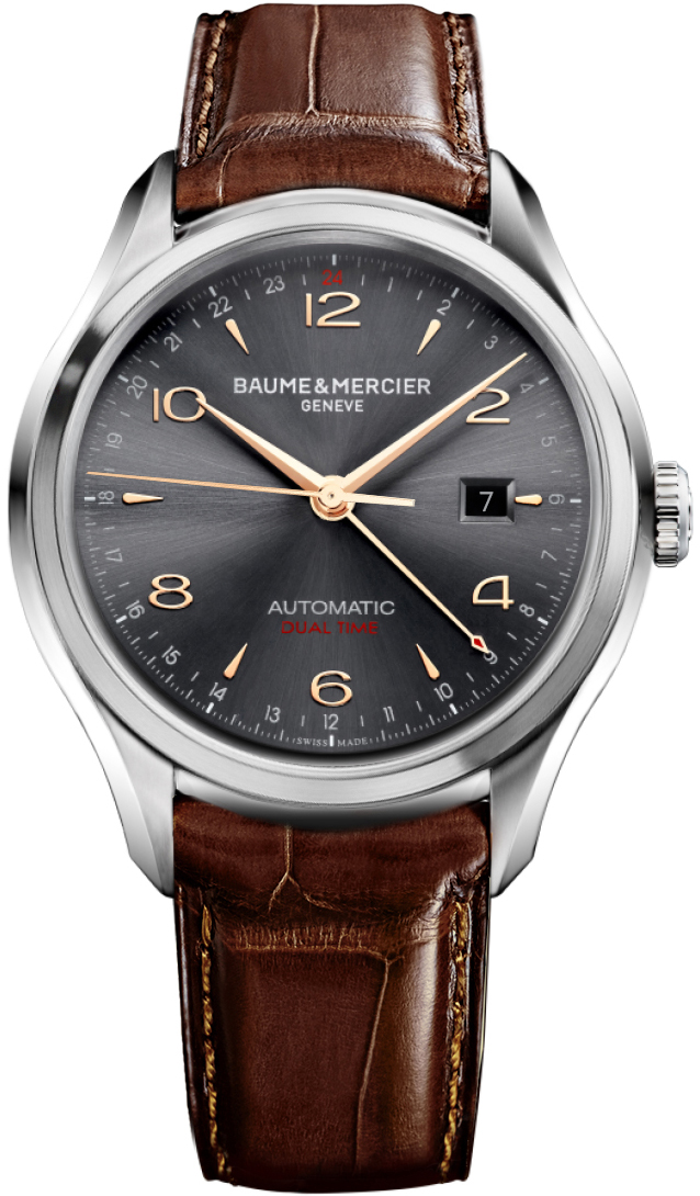 Baume & Mercier Clifton Mens Watch, Model 10111