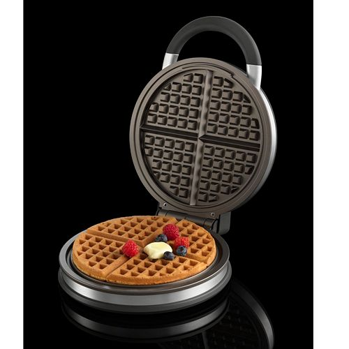 Up to 30% Off + Free Shipping Calphalon No Peek Round Waffle Maker