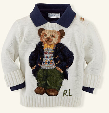 Up to 70% Off Select Baby Items @ Ralph Lauren