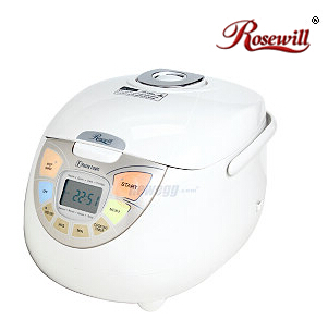 Rosewill 10-Cup Fuzzy Logic Rice Cooker