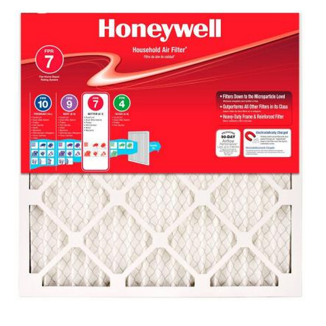 45% Off Select Honeywell Air Filters @ Home Depot