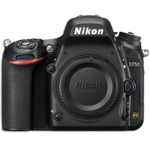 $1449.99 Nikon D750 Digital SLR DSLR Camera Body