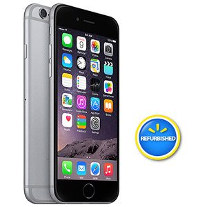 $100 Off, From $498 Apple iPhone 6 or 6+ 16GB, Refurbished AT&T, Verizon, Sprint