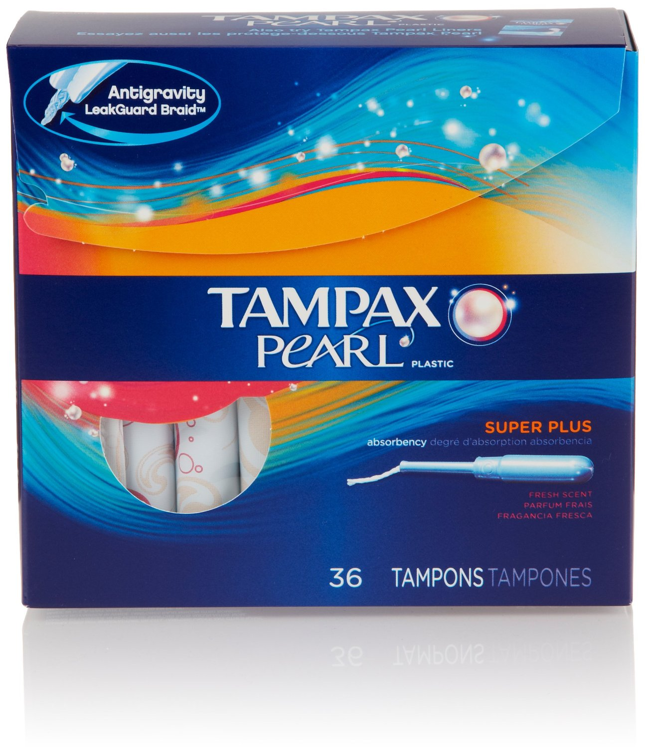 $3 Off Select Tampax Pearl Tampons @ Amazon
