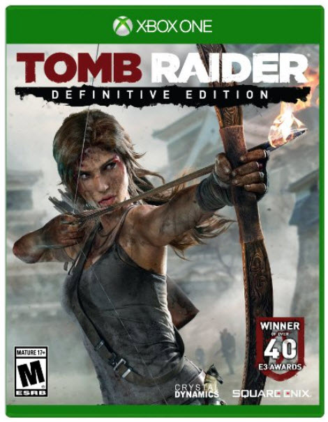 $19.99 Tomb Raider: Definitive Edition(Xbox One)