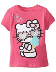 70% Off and more Little Girl's Hello Kitty Apparel @ Amazon.com