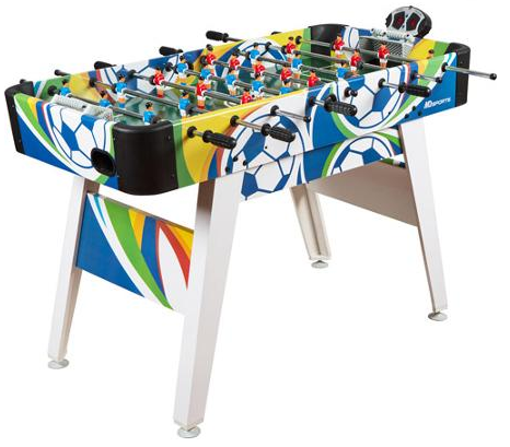"""$39.00 Medal Sports Challenger 48"""" Foosball Table with Electronic Scorer @ Walmart"""