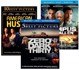 $9.99 2 Select Movies @ Best Buy