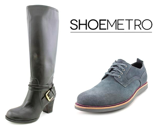 Up to Extra $25 Off + 60% - 80% OffColossal CLEARANCE Closeout Sale @ Shoe Metro