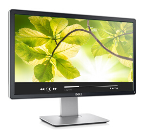 "$161.99 Dell 22"" 1080p LED-Backlit LCD Monitor (P2214H) + $100 Dell eGift Card"
