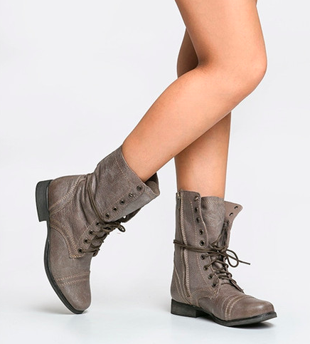 Steve Madden Troopa Boot, 3 Colors