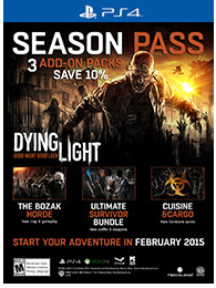 $19.99 Dying Light Season Pass PS4 @ GameStop