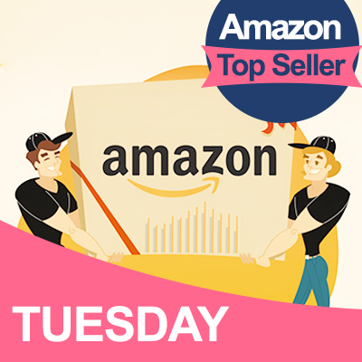 Daily Update  Amazon Top Sellers