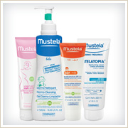 20% Off Mustela Baby & Maternity Products @ SkinStore