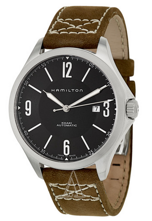 $318 Hamilton Men's Khaki Aviation Watch H76665835
