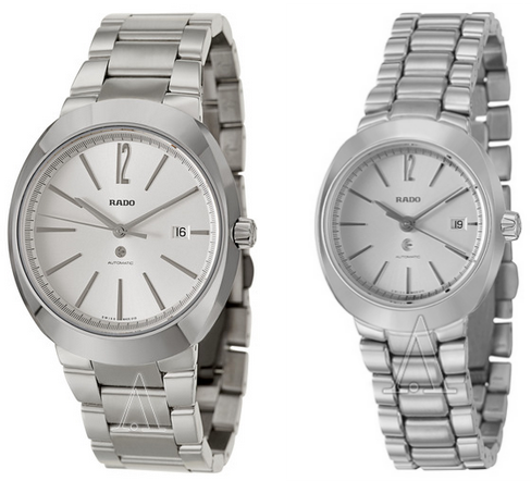 $598 Rado Men's and Women's D-Star Watch R15329103
