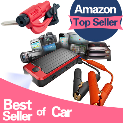 From $5.95 Best Sellers of Car Care & Accessories Products Roundup @ Amazon