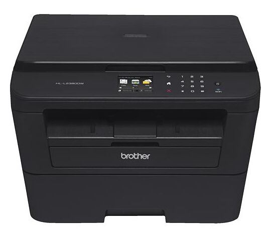 Brother Wireless Black-and-White 3-in-1 Laser Printer HL-L2380DW