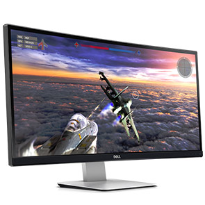 $989.81 Dell Computer UltraSharp PXF79 34.0-Inch Screen LED-Lit Monitor