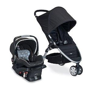 Britax 2014 B-Agile and B-Safe Travel System