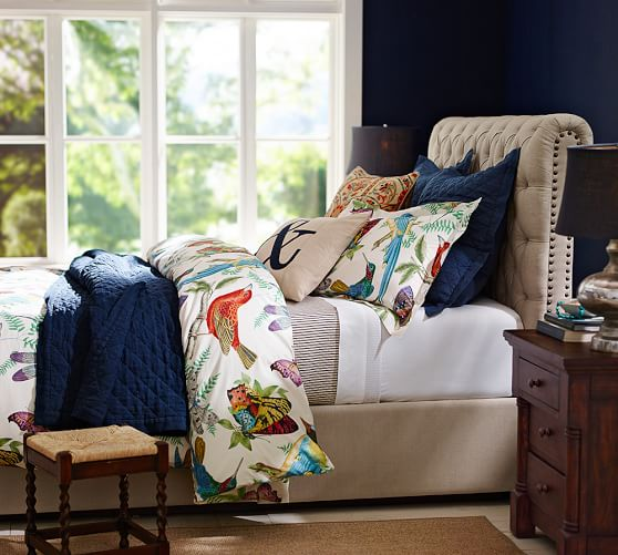 Up to 50% Offon Select Bedding @ Pottery Barn