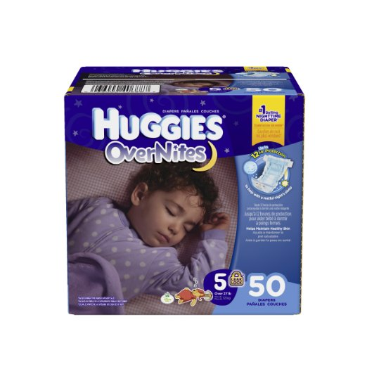 50% Off + Free Shipping Select Huggies Diapers for New Amazon Mom Members