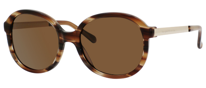 Kate Spade ALBERTINE/P/S Polarized Sunglasses