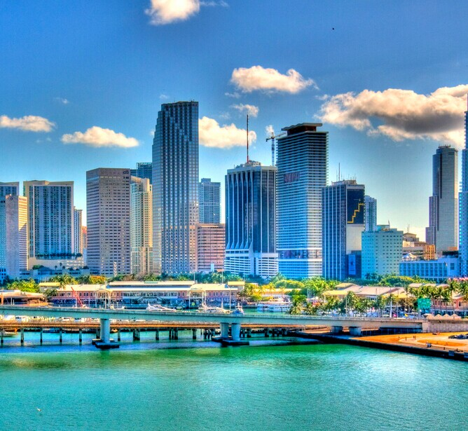 From $164.2 Frontier Airlines Chicago to Miami Roundtrip Flights